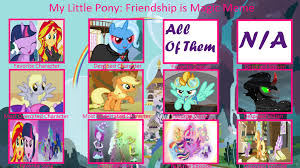 Meme My Little Pony - my little pony controversy meme the tanya way by bloom tazza93 on