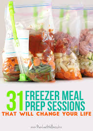 31 freezer prep sessions that will change your life u2013 new leaf wellness