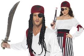cheap costume ideas how to dress like a pirate for less than 20 party delights