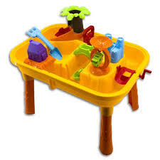 sand and water table with lid my little fountain sand water table with accessories