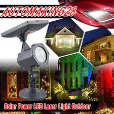 solar christmas light projector solar projector christmas lights ebay