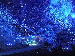 christmas lights cold play coldplay bluestocking