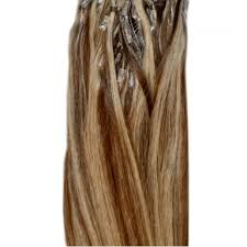 micro ring extensions brown micro ring loop hair extensions