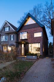 a contemporary redesign for this 1930s house in toronto canadian
