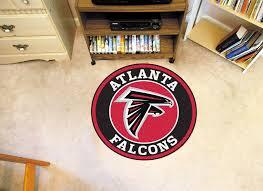 Atlanta Falcons Home Decor by Falcons Logo Roundel Mat 27