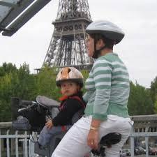 siège vélo bébé avant le siège vélo enfant weeride c est le confort assuré pour un bébé à