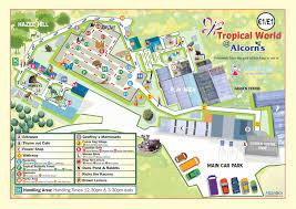 Prairies In World Map by Zoo Mini Map U2013 Tropical World