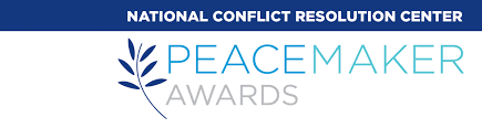 peacemaker awards national conflict resolution center