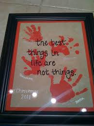 the coolest gifts for grandpas grandparent gift one handprint from each grandchild gift