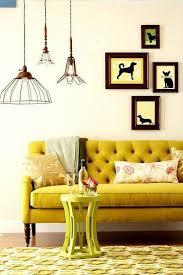 canap jaune moutarde canapé jaune moutarde livingroom yellow sofa h o m s i d e a s