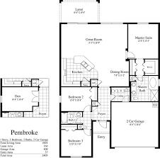 Dr Horton Summit Floor Plan 100 Florida Floor Plans Floor Plans Joyal Construction
