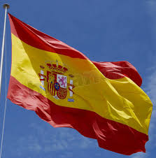 With All Flags Flying Oriflamme 3ft X 2ft Spain Polyester Flags Espana Flag Flying Flag
