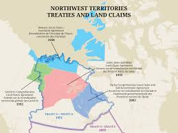 Map Of The Northwest Territorial Evolution Of The Northwest Territories U2013 Pwnhc Cpspg