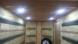 enclosed trailer led lights compare led rv interior vs opti brite led etrailer com