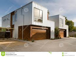 modern exterior architecture royalty free stock photos image