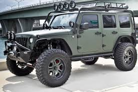 jeep wrangler rubicon offroad top 5 vehicles to build your off road dream rig