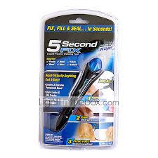 ustensiles de cuisine en p 94 secondes 5 secondes fix outil de réparation de la lumière uv composé de