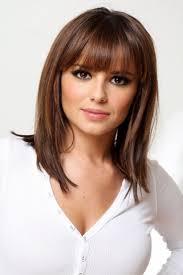 hairstyles for medium length fine hair with bangs medium haircuts for fine hair with bangs haircuts for medium