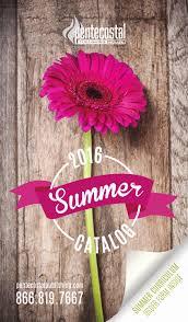 summer 16 catalog by pentecostal herald issuu