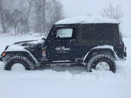 jeep snow off road consulting snow driving in a different view by off road