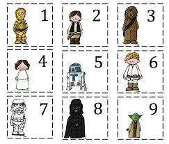 10 preschool star wars activities images pre