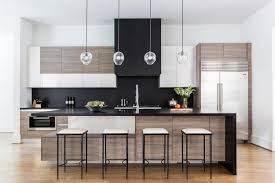 Black And White Contemporary Kitchen - rooms viewer hgtv