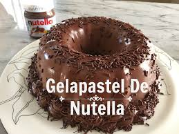 gelapastel de nutella grᎧup rєcipєs pinterest