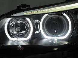 eye bmw headlights 2010 bmw 5 series e60 e61 depo projector v3 f30 style square