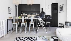 home design in black and white