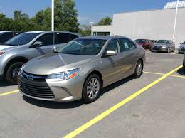 toyota new 2017 new 2017 toyota camry hybrid xle cvt for sale in kingston