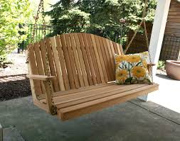 diy outdoor porch bed swing outsunny covered outdoor porch