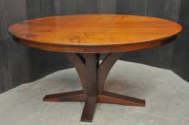 How To Build An End Table How To Build An Oval Pedestal Dining Table