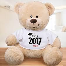 personalized graduation teddy personalized class of 2017 11 graduation teddy