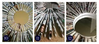 Home Design Magazine Au Upcycled Magazines A Little Abandon