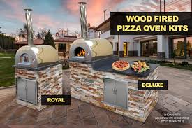 wood fired pizza oven kit u2013 stonehenge us