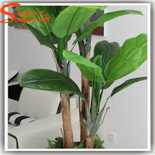 mini banana tree 2015 wholesale hot sale types of mini artificial decorative banana