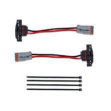 jeep wrangler light wiring starkey 5016 wrangler jk fog light wiring adapter h16 to