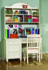 kids white desk with hutch foter pertaining to new property