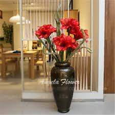floor vases with flowers home design ideas