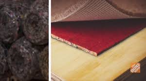 choosing carpet padding flooring how to videos and tips at the