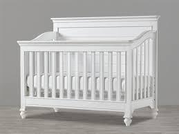 black u0026 white convertible crib in white