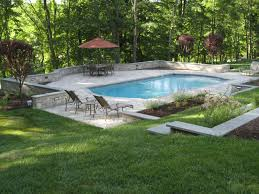 Landscaping Ideas For Small Backyards by Backyard Pool Design Ideas Inexpensive Small Backyard Pool