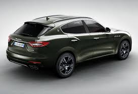 maserati 2017 price how we u0027d spec it 2017 maserati levante luxury suv u2013 news u2013 car