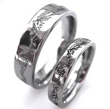 duck band wedding rings best of custom duck band wedding rings for men matvuk