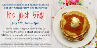 Get Free Pancakes At Participating Ihop Pancakes For 58 In Greater Boston Boston On Budget
