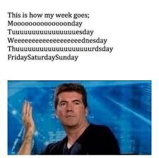 Simon Cowell Meme - me school hilarious life meme simon cowell famous simon