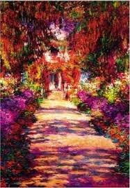Claude Monet Blind 11 Best Art Images On Pinterest Monet Paintings Painting And