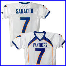 Friday Night Lights Matt Saracen Friday Night Lights Season 3 White Jersey Matt Saracen 7 Custom