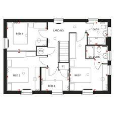 100 wilson homes floor plans floor plan living room wilson homes floor plans 4 bed detached house for sale in