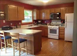 kitchen kitchen color schemes with wood cabinets kitchen paint